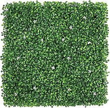 GCSQF Privacy Fence Artificial Hedges Panels Home