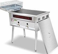 GCZZYMX Deep Fryer Vertical 40L Large Capacity