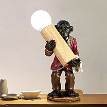 GDD Table Lamps Monkey Decoration Table Lamp