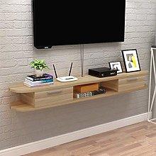 Gdf-Floating Shees Wall Mounted Tv Shelf Tv