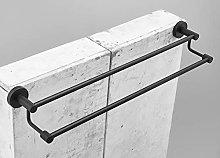 GDFEH Double Towel Bar Towel Rail Stainless Steel