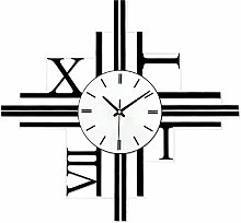 GDICONIC Wall clock Contemporary quartz wall clock