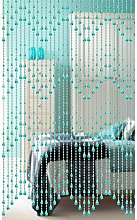 GDMING Wave Beaded Curtains Doorways Decoration