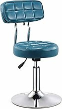 GDSKL Bar Stools Counter Kitchen Chair,Metal