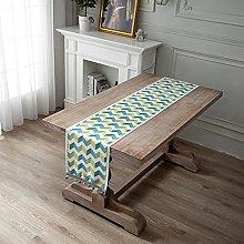 GDXFSM Table Runner European luxury embroidered
