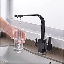 GDYJP Kitchen Sink Mixer Tap, 3 in 1 Water Filter