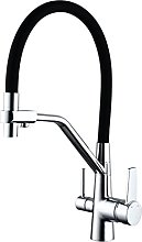GDYJP Kitchen Tap, 3 Way Drinking Water Tap, with