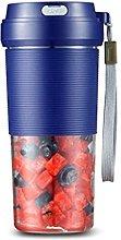 GDYJP Portable Blender Electric Juicer USB