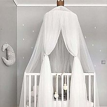 GE&YOBBY Mosquito Net For Kids,crown Bed Canopy