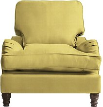 Geaux Club Chair ClassicLiving Upholstery Colour: