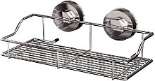Gecko Bathroom Small Wire Rack Basket - Stainless