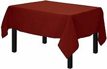 Gee Di Moda Square Tablecloth - 52 x 52 Inch -