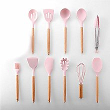 geek cook Cooking Tools,Pink Cooking Kitchenware