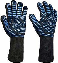 GEEKHOM BBQ Gloves, 800 ℃ / 1472 ℉ Extreme