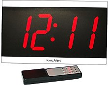 Geemarc BD4000SS- Extra Large Display Clock with