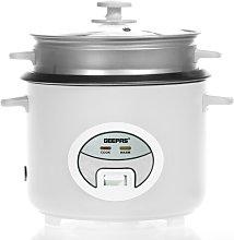 Geepas 1.8L Rice Cooker Geepas