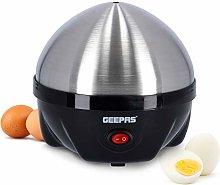 Geepas 350W Egg Boiler - Egg Cooker, Measuring Cup