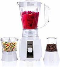 Geepas 400W 3 in 1 Food Jug Blender with 1.5L Jar