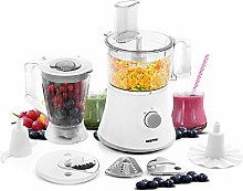 Geepas 500W 10 in 1 Food Processor Blender |