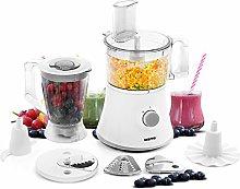 Geepas 500W 10 in 1 Food Processor Blender |