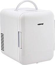 Geepas Mini Fridge 4 Litre/6 Can Portable AC/DC