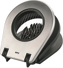 "Gefu ""Duo Egg Slicer, Stainless Steel,"