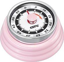 GEFU Timer/Timer r\xe9tro Candy Pink