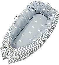 Geggur Baby Nest, Baby Pillow Bed Bassinet Newborn