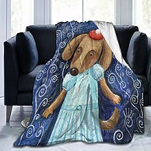 GEHIYPA Comfortable fine flannel blanket,Acrylic