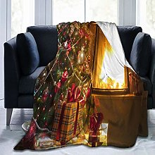 GEHIYPA Comfortable fine flannel blanket,Spend A