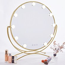 Geissler Makeup/Shaving Mirror Fairmont Park