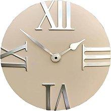 Geko Beige Clock