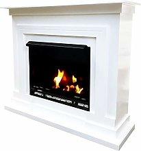 Gel and Ethanol Fireplaces Berlin Model Deluxe