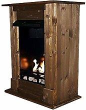 Gel + Ethanol Fireplace Madrid Deluxe - Choose