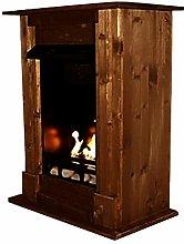 Gel + Ethanol Fireplace Madrid Premium - Choose