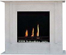 Gel + Ethanol Fireplace Rafael Premium - Choose