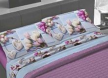 GEMITEX GTT14 Textile Tradition Bedding Set, Maxi