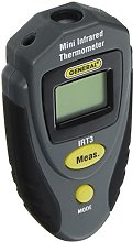 General Tools IRT3 Mini Laser Thermometer, Thermal