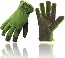 General Utility Work Safety Gloves with Cowhide