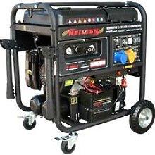 Generator, Welder and Compressor (3 in 1)