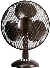 Generic 3 Speed 12-Inch Oscillating Desk Fan