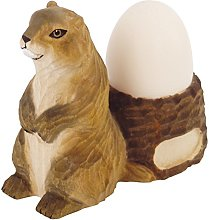Generic 4270 Egg Cup Marmotte Personalised Wood