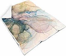 Generic Branded Blanket Magic Marbling Regular