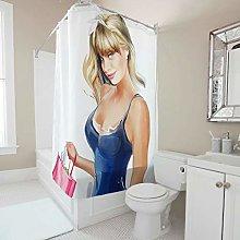 Generic Branded Cartoon Blonde Women Shower