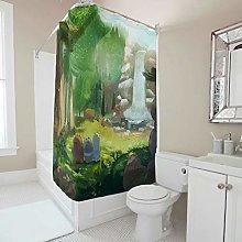 Generic Branded Forest Cartoon Bears Shower