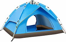 Generic Brands Tent Outdoor Automatic Double Speed