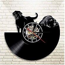 GenericBrands Vintage Record Cute animal dog