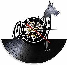 GenericBrands Vintage Record hound Vinyl Wall