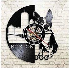GenericBrands Vintage Record Puppies Vinyl Wall