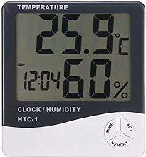 Generic Digital LCD Display Temperature and